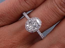 oval cut diamond would you like this on your its a beautiful 1 22 ctw oval