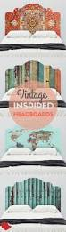 best 25 inspirational wall decals ideas on pinterest minnie get inspired by all things vintage and bohemian with these adhesive vintage inspired headboard