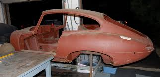 monocoque metalworks jaguar e type body panels and shell restoration