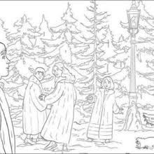 chronicles narnia coloring book pages 16 free coloring