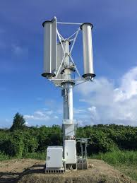 Backyard Wind Power This Typhoon Proof Wind Turbine Can Produce Power In A Storm