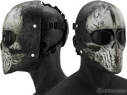 ghost glow mask evike com r custom fiberglass