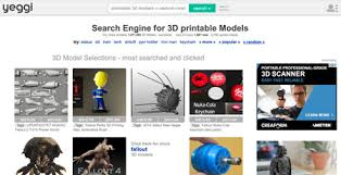 the 50 best sites to download stl files and 3d printable files
