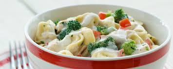 cold tortellini chicken salad recipe hidden valley