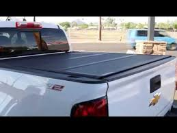 Chevy Colorado Bed Cover Bakflip Mx4 Truck Bed Cover On Chevy Colorado Zr2 Youtube