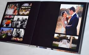 wedding album printing the lake album