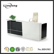 Black Reception Desk Black Reception Desk Black Reception Desk Suppliers And