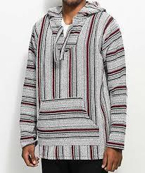 baja sweater mens baja hoodie zumiez