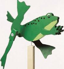 frog whirligig whirligig diy ideas pinterest woodworking