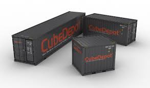 our portable storage containers for rent come in 3 primary