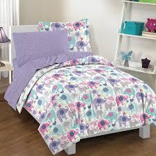 girls twin bedding set lavender elephant twin bedding decorative elephant twin bedding