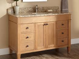 Solid Wood Bathroom Cabinet Solid Wood Bathroom Vanity Style Top Bathroom