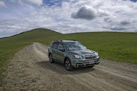 In Photos 2017 Subaru Forester Inside And Out And Off Road The