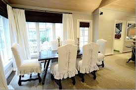 plastic kitchen chair covers round back dining room chair covers with regard to popular residence white slipcovers for dining chairs plan plastic