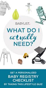 stores with baby registry baby registry checklist