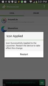 how to change app icons on your galaxy note 3 without a third