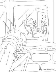 ants coloring pages meat eater ant farm page animal to print