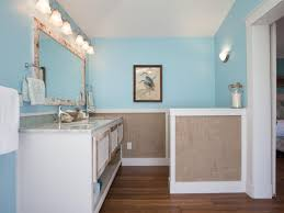 Wainscoting In Bathroom by How To Create Burlap Wainscoting How Tos Diy