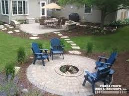 Backyard Patio Images Best 25 Landscaping Around Patio Ideas On Pinterest Rubber