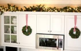Christmas Decorating Ideas For Kitchen Island by Holiday Decoration Cool Christmas Kitchen Decoration Inspiration