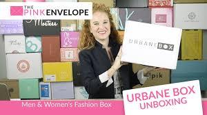 Mens Fashion Subscription Box Urbane Box Review Urbane Box Unboxing Urbane Box Subscription