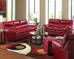 red leather sofa living room ideas decorating with red leather furniture nceresi home