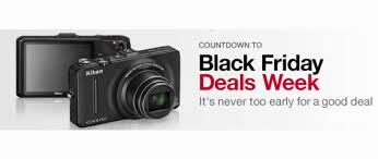 amazon black friday early amazon black friday 2012 deal of the day is nikon coolpix s9200