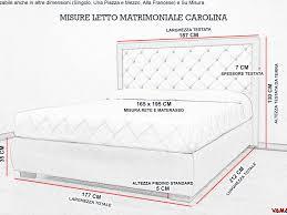 misura materasso matrimoniale dimensioni materassi idee di design per la casa badpin us