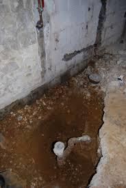 help mystery under basement floor terry love plumbing
