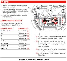 honeywell rth8500d 3 wire wiring diagram honeywell rth8500d manual