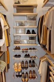 the must have interior with white small closets wall paint and