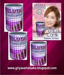 Jual Masker Mata Collagen Di Surabaya glutax platinum murah surabaya jual agen distributor asli