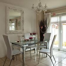Glass Dining Room Table Decor Find This Pin And More On For - Modern glass dining room furniture