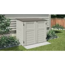 Backyard Storage Units Horizontal Sheds Sheds U0026 Storage Suncast Corporation