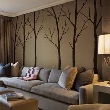 Photo Wall Stickers Winter Tree Decal