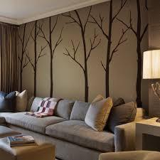 winter tree decal