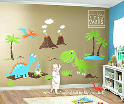Baby Nursery Wall Decals Canada Playroom Decal Baby Boy Dinosaur Nursery Suitable For Bedrooms