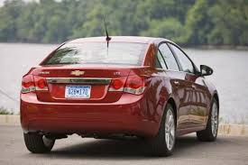 2012 chevrolet cruze new car review autotrader