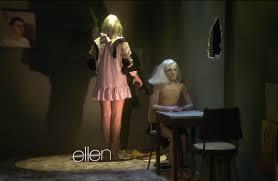 Chandelier Sia Music Video by Watch Sia U0027s Incredible Performance Of U201cchandelier U201d On Ellen
