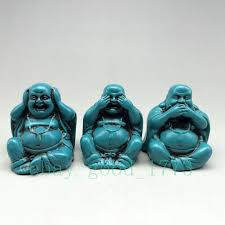 china s ancient exquisite handmade ornaments turquoise buddha