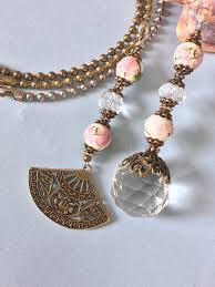 ceiling fan pull chain set pink light pull or ceiling fan pull set bronze silver or gold ball