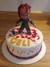 Halloween Fairy Cakes by Chucky Cake My Cakes Pinterest Chucky Cake And Bithday Cake