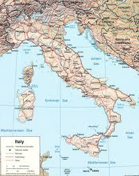 Rimini Italy Map by Italy Maps