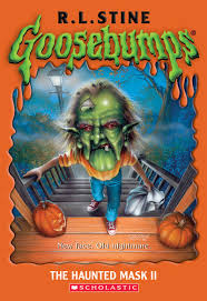 the haunted mask ii by r l stine scholastic
