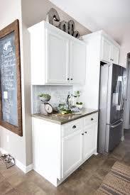 Quality Kitchen Makeovers - modern farmhouse kitchen makeover reveal bless u0027er house