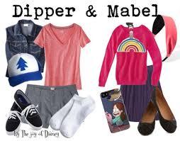 Gravity Falls Mabel Halloween Costume 13 Disneybounding Images Disneybound Disney