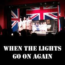 When The Lights Go On When The Lights Go On Again Deni Deni