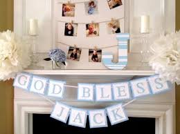 Home Party Decor Best 25 Boy Baptism Decorations Ideas On Pinterest Baptism