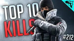 siege reactions top 10 plays rainbow six siege wbcw 212