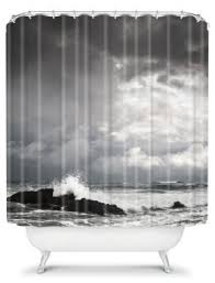 Shower Curtain See Through Shower Curtains Used In Photography Courtyard Garden And Pool